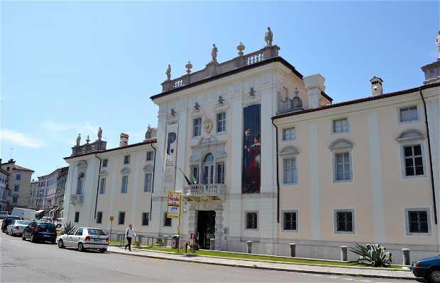 Musei provinciali palazzo attems