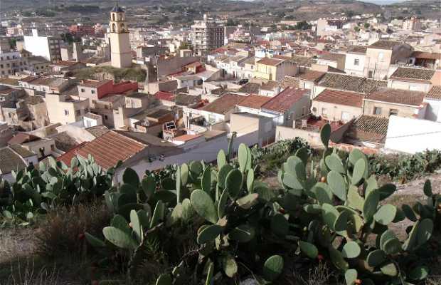 Castillo de Monovar (ruinas)