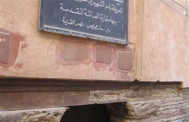 Il quartiere Copto al Cairo