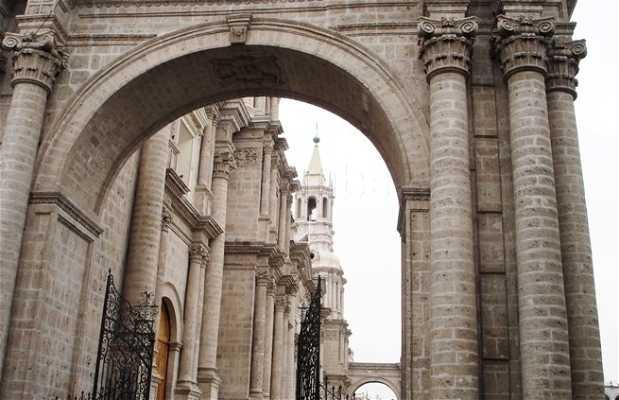 Cathédrale d'Arequipa