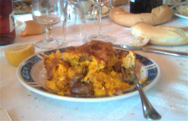Restaurante Casa Corro