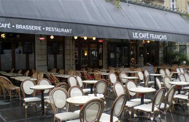 Le Cafe Francais