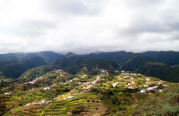 San Bartolomé Viewpoint