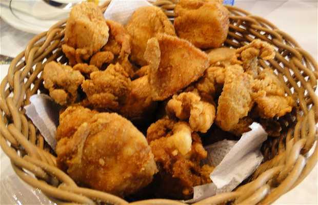Restaurante Magic Chicken