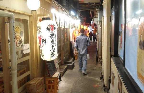 Passage sous-terrain de Ginza