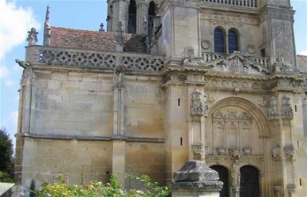 Iglesia de Vetheuil