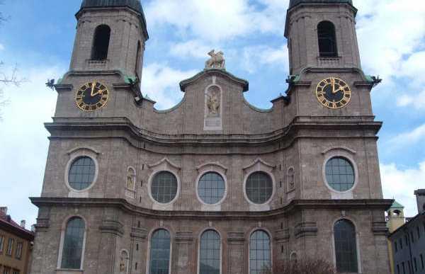Cattedrale di Innsbruck