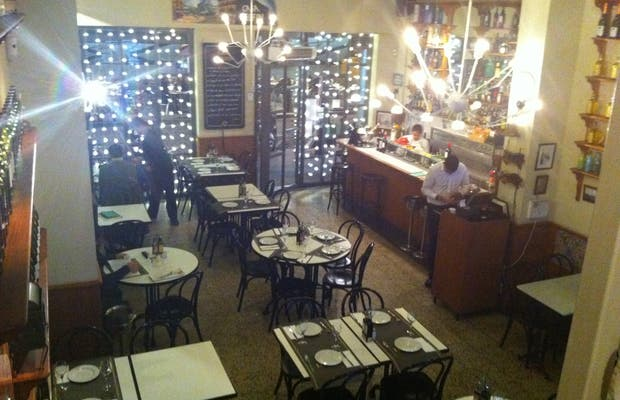 Restaurante Casa Delfín