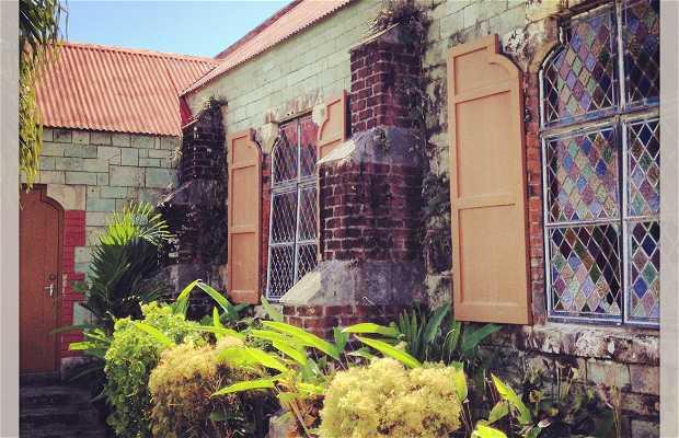 Iglesia Anglicana de San Barnabas, Antigua