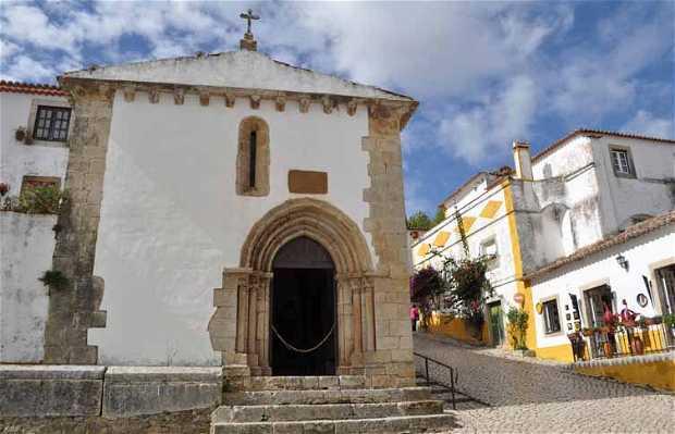 Capela de San Martinho - Óbidos