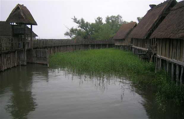 Archäologisches Pfahlbauten Museum Bodensee