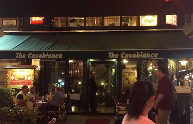 Casablanca Restaurant & Steak House