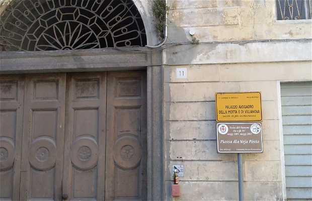 Palazzo Avogadro della Motta e di Villanova