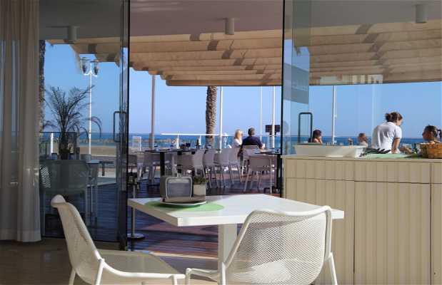 Restaurante Meraki Beach Hotel
