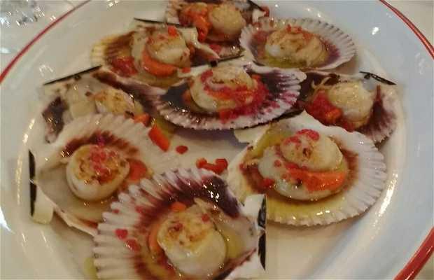 Restaurant Mar de Ardora