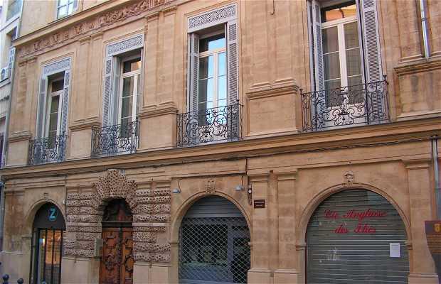 Hotel Croze de Peyronetti, Aix en Provence, Francia