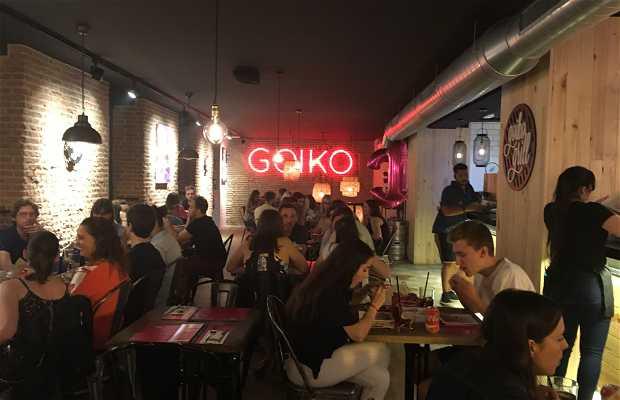Goiko Grill - La Paz - Valencia