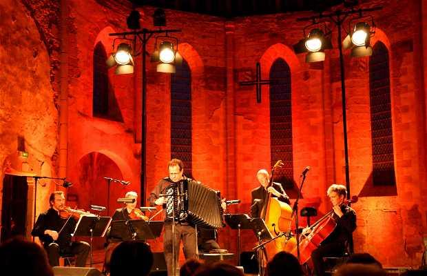 Concert aux Cordeliers