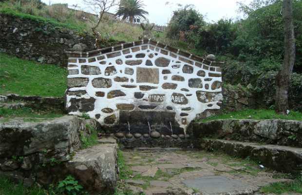 Fontaine de San Andrés