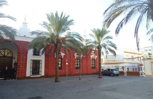 Colegio neoclásico San José