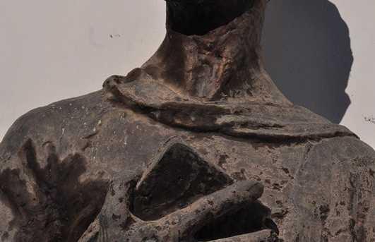 Busto de Grigor Plitcev