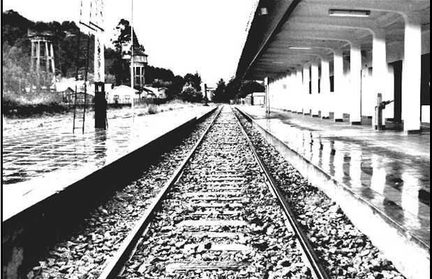 La estación de Puerto Varas