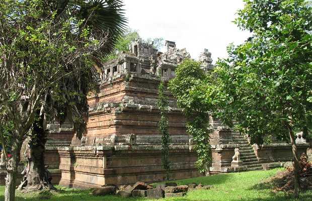 Phimeanakas - Il Tempio Celestiale