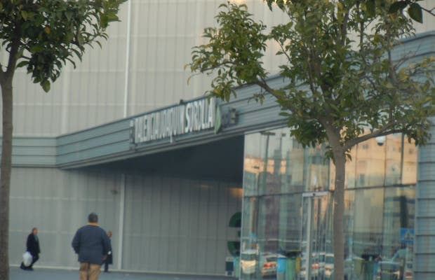 Estación del AVE Valencia