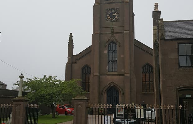 Iglesia de Bervie