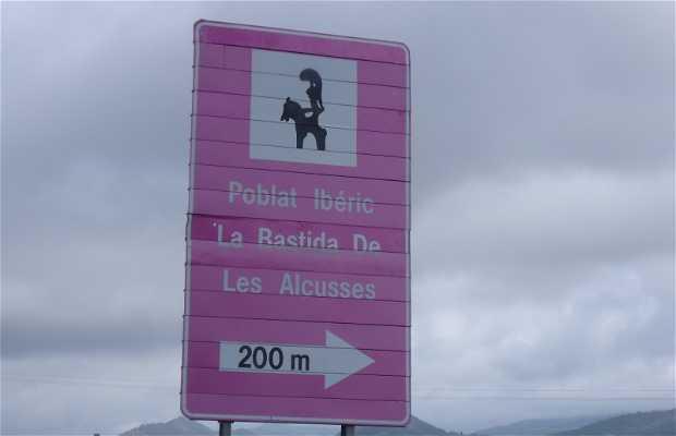 La Bastida de les Acusses, poblado ibérico