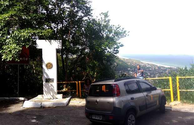 Mirante de Itaipuaçu (Mirante da Serrinha)