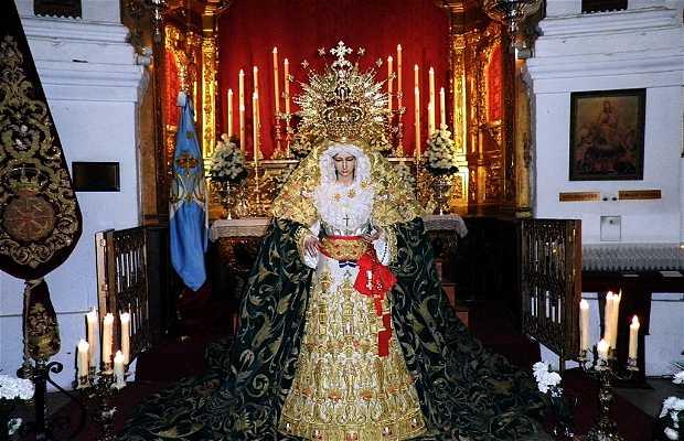 Chiesa Santo Cristo de la Salud a Malaga