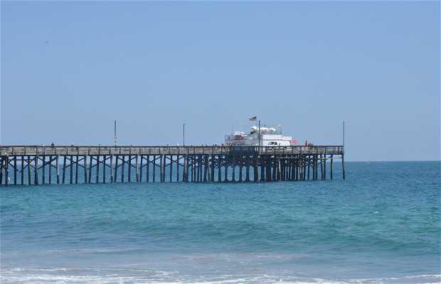 La jetée de Newport Beach