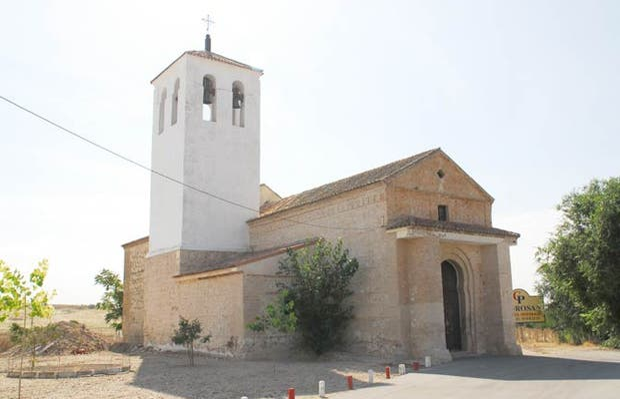 Eglise Sainte Marie la Blanche