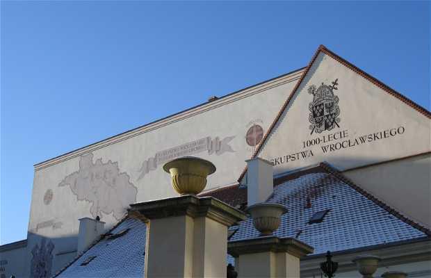 Palacio Arzobispal de Wroclaw