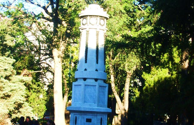 Indicador Meteorológico - Monumento del Centenario