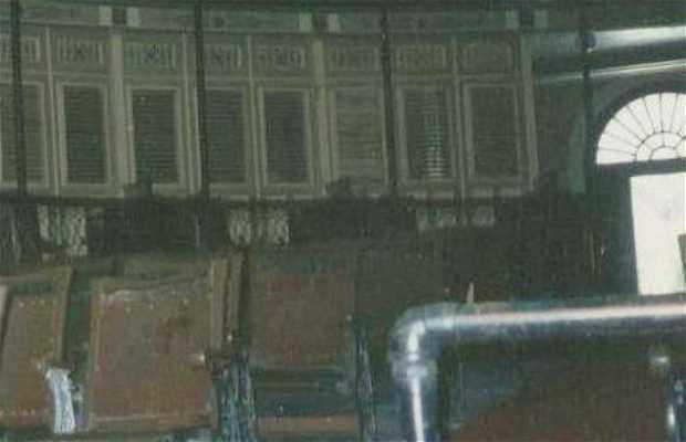 Théâtre Tomas Terry