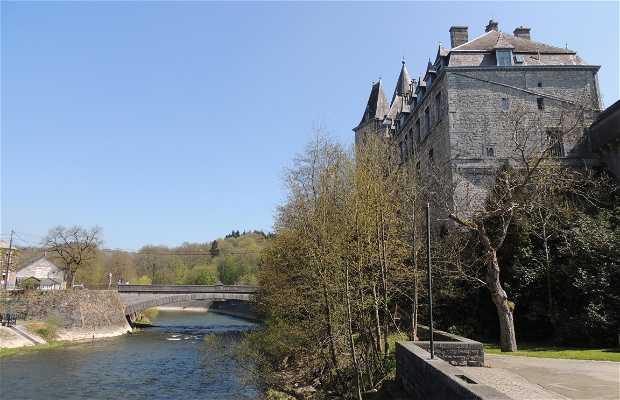 El río Ourthe