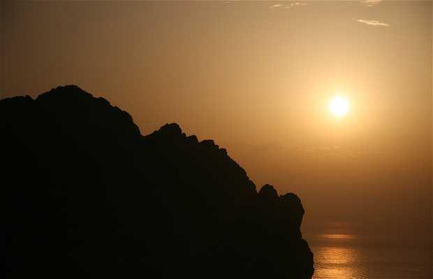 Puesta de Sol Pujols,Formentera