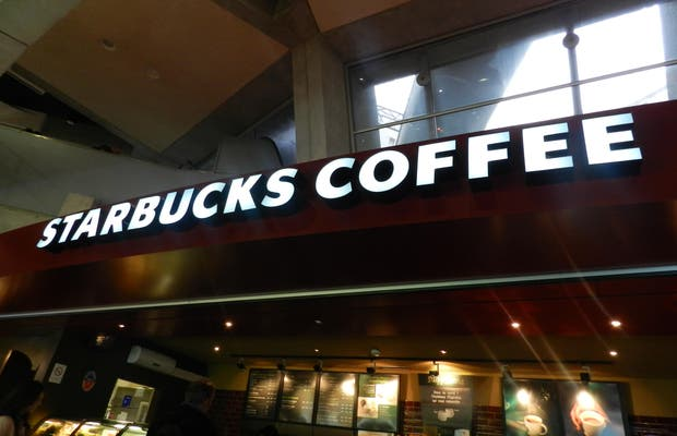 Starbucks Coffee - CDG Terminal 1