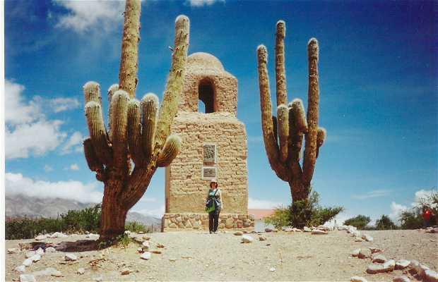 Monumento agli Eroi dell'Indipendenza di Humahuaca