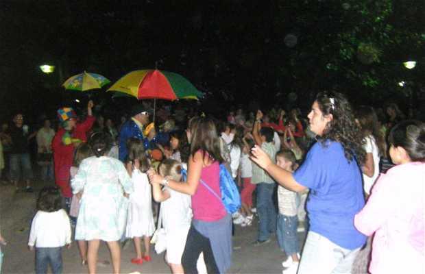 """Teatro de Calle """"Cachibachi"""""""