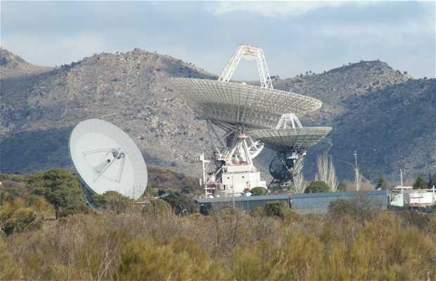 Estación Espacial de Madrid NASA