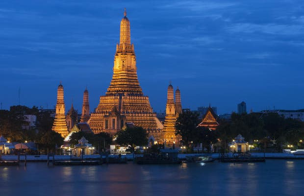 Templo do Amanhecer (Wat Arun)