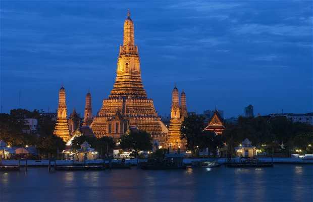 Wat Arun - Templo del amanecer