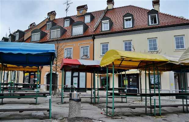 Mercado de Novo Mesto