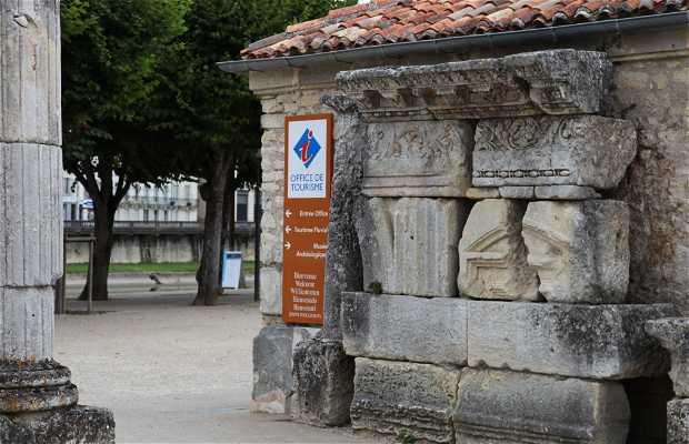 Centro de Informações Turísticas de Saintes