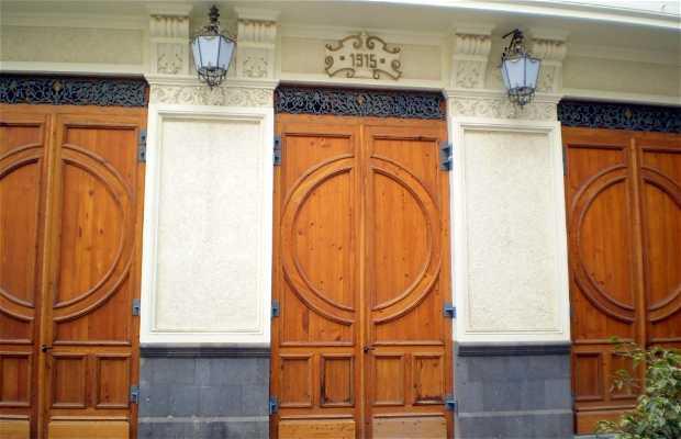 Teatro Leal a Tenerife