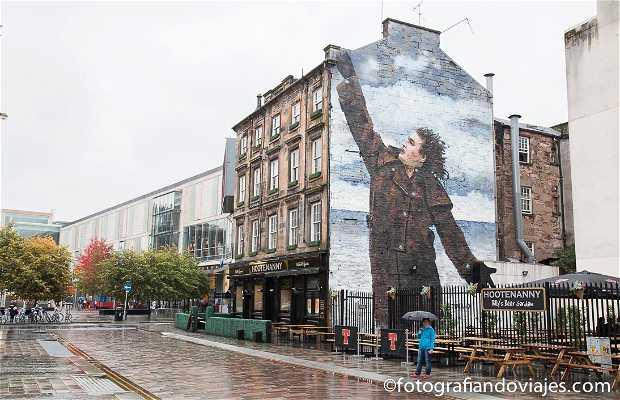 Grafitis de Glasgow