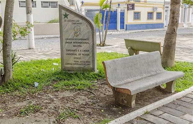 Praça Cap-Mor Manoel Pereira de Castro